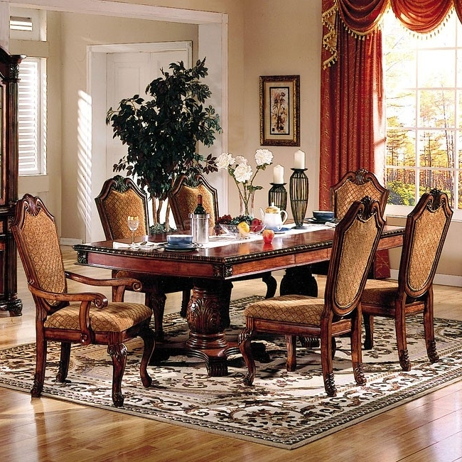 Well Liked Nice Fabric Dining Room Chairs Wonderful Dining Room Chair Fabric Pertaining To Fabric Dining Room Chairs (View 20 of 20)