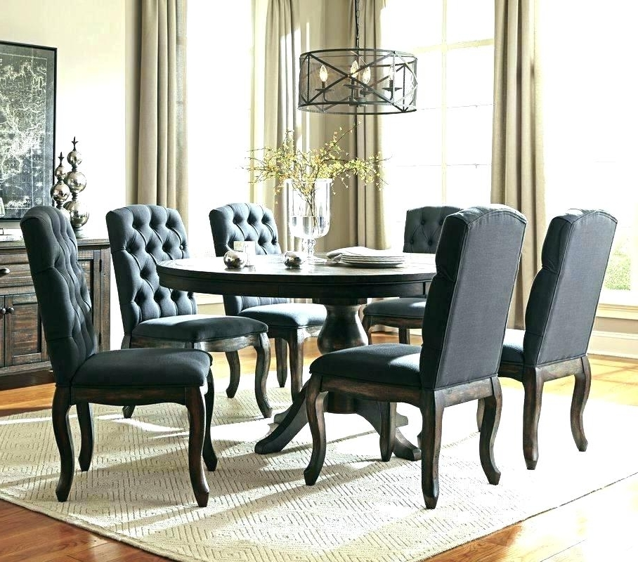 Well Liked Oval Folding Dining Tables With 7 Piece Oval Dining Set 7 Piece Dining Table Set 7 Piece Espresso (View 19 of 20)