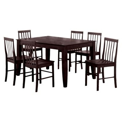 Well Liked Palazzo 7 Piece Rectangle Dining Sets With Joss Side Chairs Throughout 13 Best Dining Room Images On Pinterest (View 19 of 20)