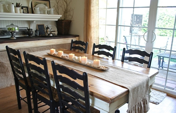 Well Liked Perfect Ideas Country Style Fascinating Country Style Dining Room Intended For Country Dining Tables (View 13 of 20)