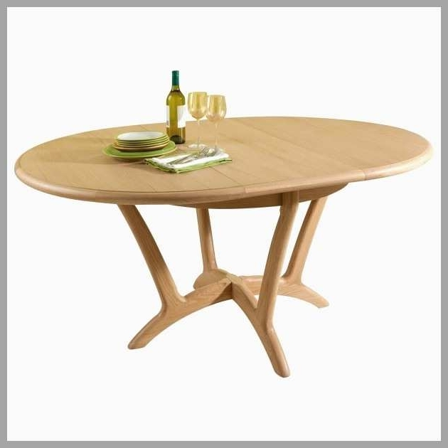 Well Liked Round Extendable Dining Tables With Round Extendable Dining Table Marvelous Trudell Dark Brown Round (View 20 of 20)