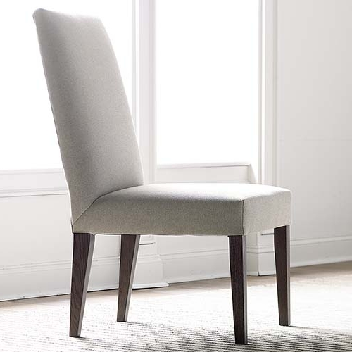 Well Liked Upholstered Dining Room Chairs (View 19 of 20)