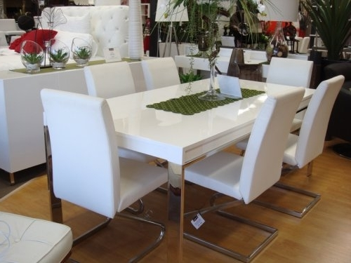 Well Liked White Dining Suites Regarding Dining Tables Perth (View 17 of 20)