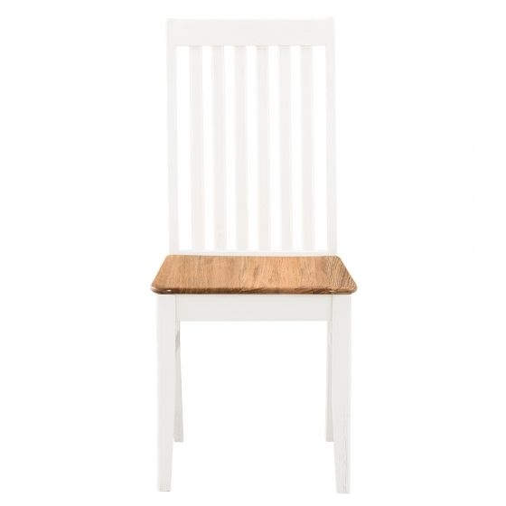 White Dining Chairs Within 2017 Maine Dining Chair White – Dining Chairs – Dining (View 20 of 20)