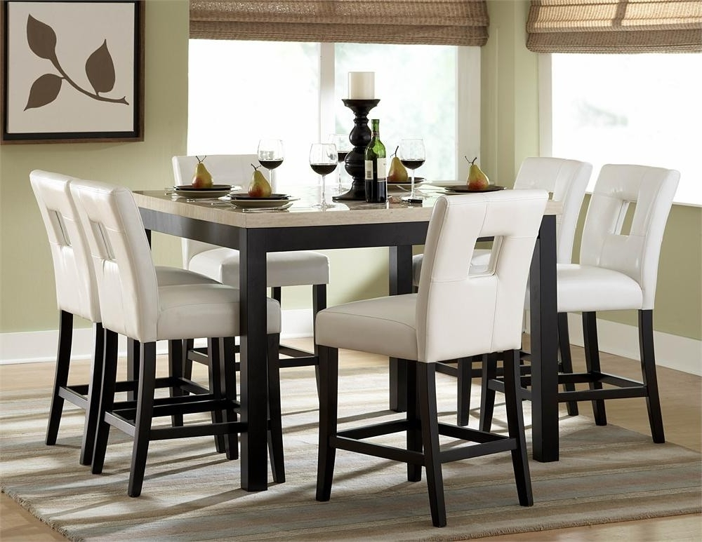 Widely Used Best Modern Dining Table Sets Ideas — Jherievans For Modern Dining Tables And Chairs (View 19 of 20)