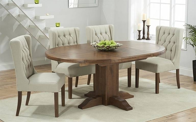Widely Used Dark Wood Extending Dining Tables Intended For Round Extending Dining Table Sets Best Of Dark Wood Dining Table (View 20 of 20)