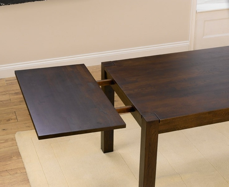 Widely Used Dining Tables Extensions – Soulpower Inside Amos Extension Dining Tables (View 20 of 20)