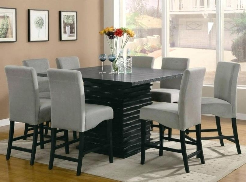 Widely Used Dining Tables With 8 Chairs Regarding Dining Room Table 8 Chairs – Dining Table Furniture Design (View 20 of 20)