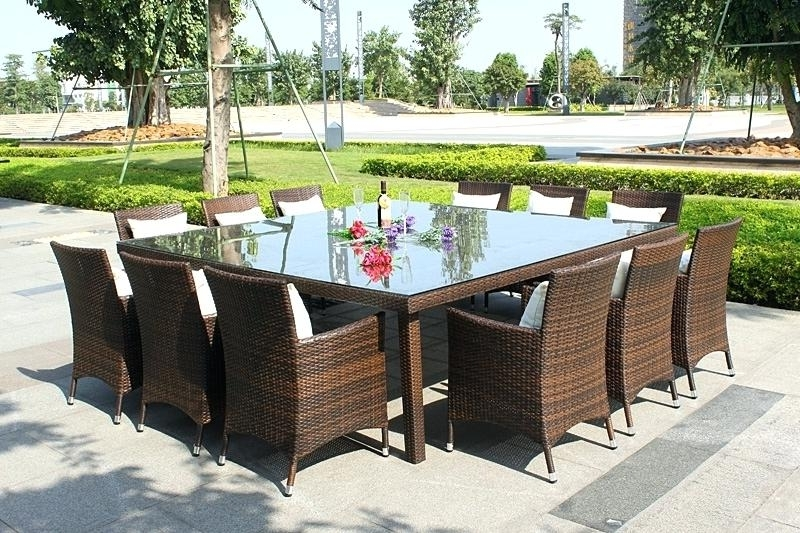 Widely Used Garden Dining Tables And Chairs In Outside Tables And Chairs – Modern Computer Desk Cosmeticdentist (View 11 of 20)