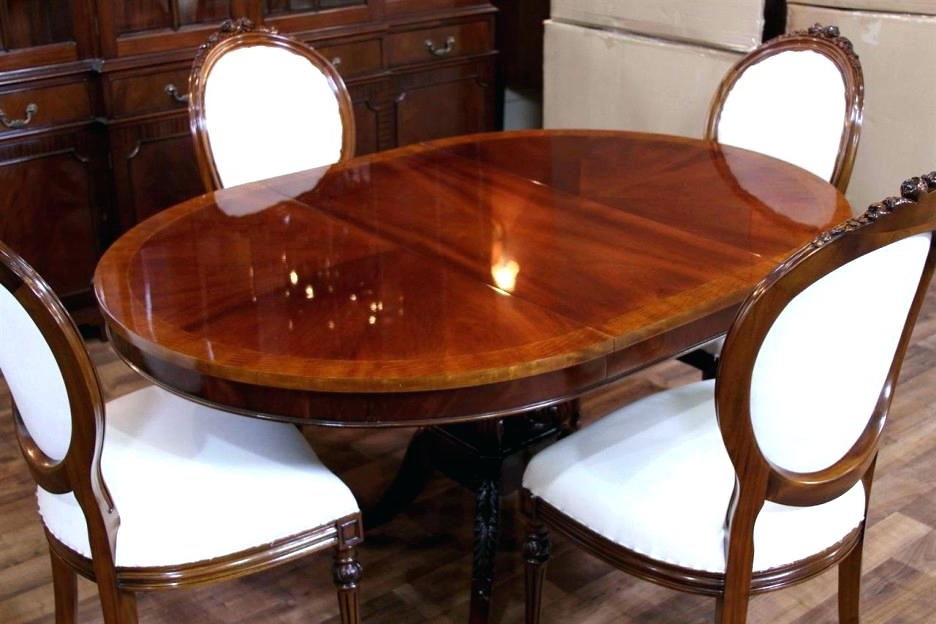Widely Used Mahogany Dining Table And Chairs Ebay – Zinglog Pertaining To Mahogany Dining Table Sets (View 16 of 20)