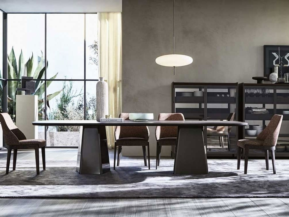 Widely Used Molteni & C Mayfair Dining Table – Chaplins Inside Mayfair Dining Tables (View 20 of 20)