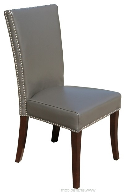 Widely Used Rv 007 Highback Leather Dining Chair With Regard To High Back Leather Dining Chairs (View 20 of 20)