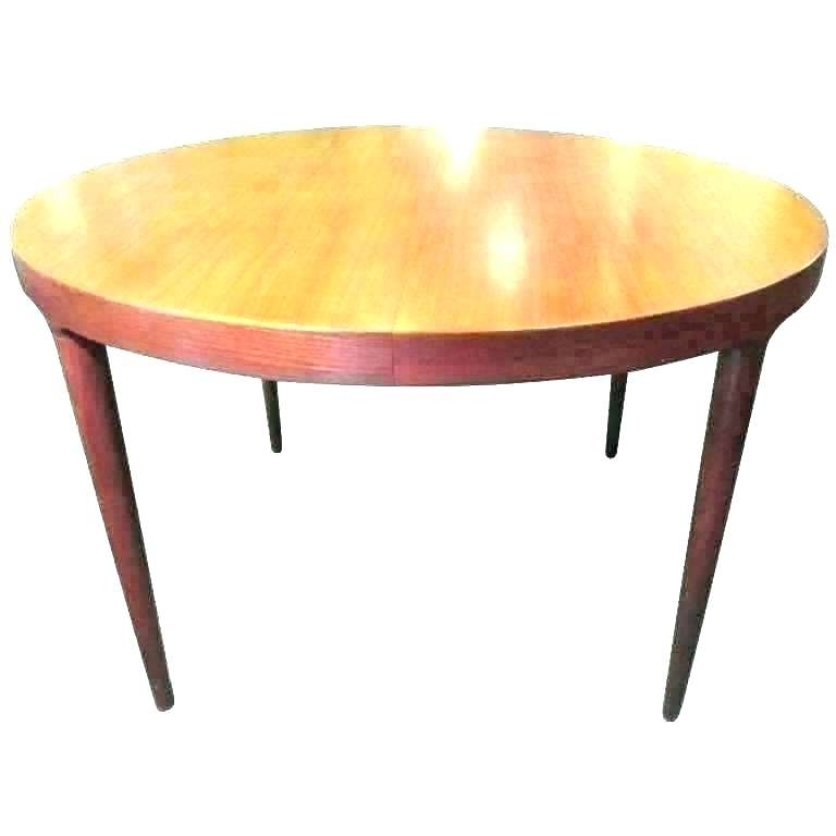 Widely Used Small Extendable Dining Table Sets Pertaining To Expandable Round Dining Table Expandable Round Dining Tables (View 20 of 20)