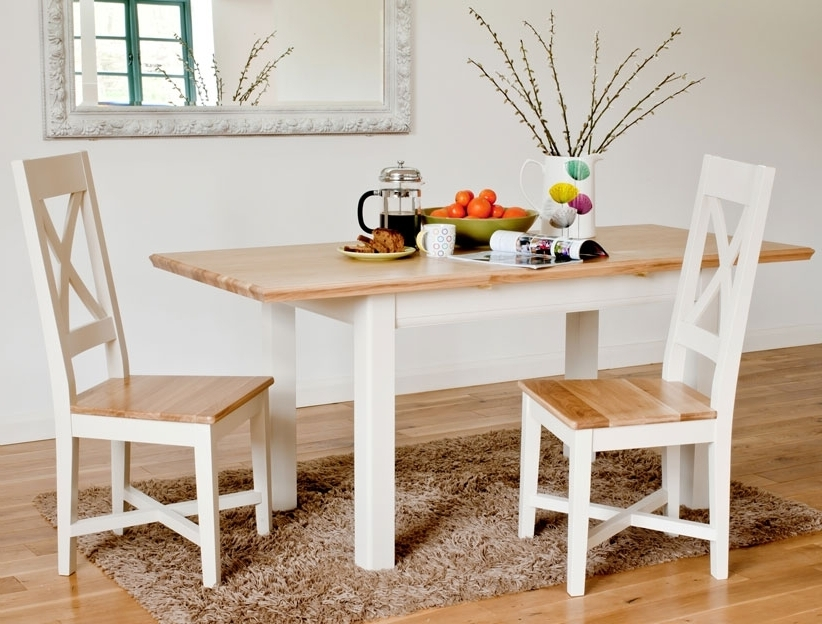 Widely Used Small White Extending Dining Tables In Small Extending Dining Table And Chairs Why You Should Consider (View 20 of 20)