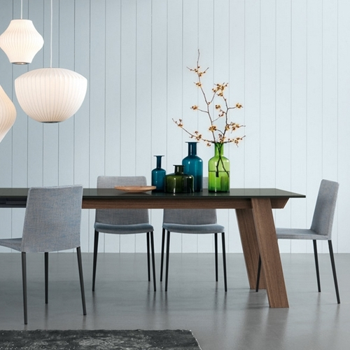 Widely Used Victor Dining Tables Throughout Contemporary Furniture From Belvisi Furniture Cambridge (View 20 of 20)