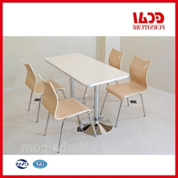 Widely Used White Melamine Dining Tables Inside Home Furniture White Melamine Dining Table – Buy White Melamine (View 20 of 20)