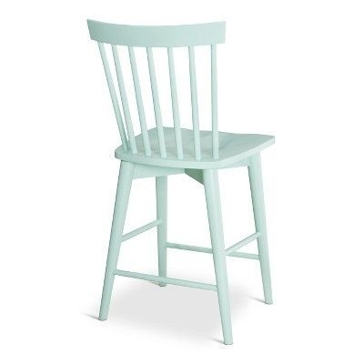 Windsor 24 Counter Stool Hardwood – Threshold, Green (View 20 of 20)