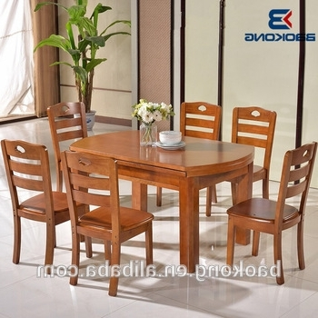 Wood Folding Dining Tables Within 2017 Philippine Dining Table Set Solid Wood Folding Table Top – Buy (View 20 of 20)