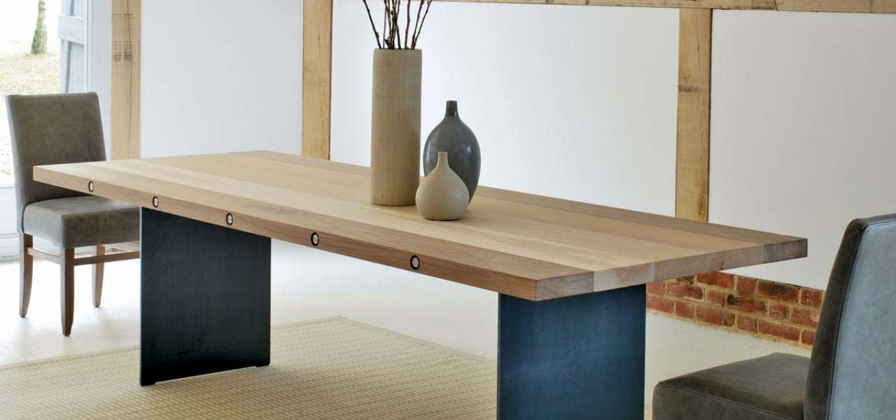 Wood Table Pertaining To Current Extending Rectangular Dining Tables (View 19 of 20)