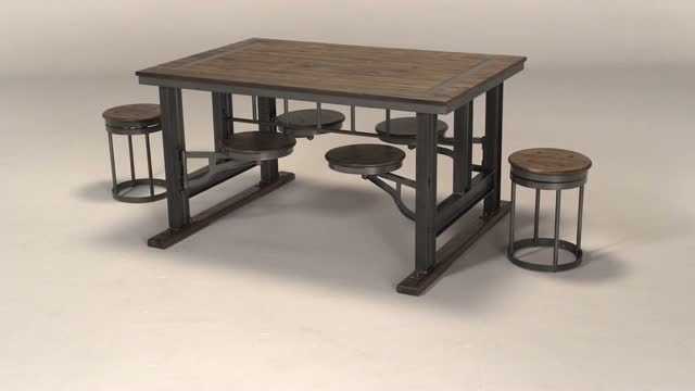 World Market With Favorite Dining Tables With Attached Stools (View 20 of 20)