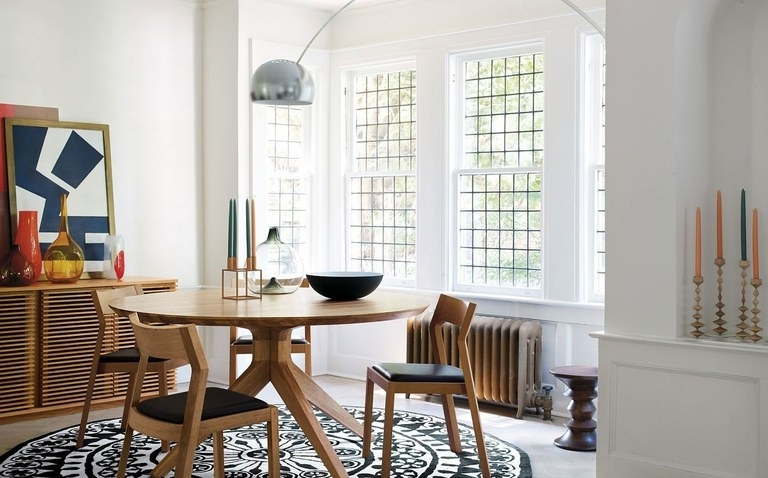 You Need An Arc Floor Lamp For Your Dining Table (View 5 of 20)