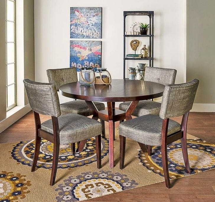 Your Home Is Your Catle Regarding Macie Round Dining Tables (View 2 of 20)