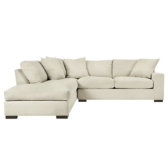 Z Gallerie In Mesa Foam 2 Piece Sectionals (Gallery 6 of 15)