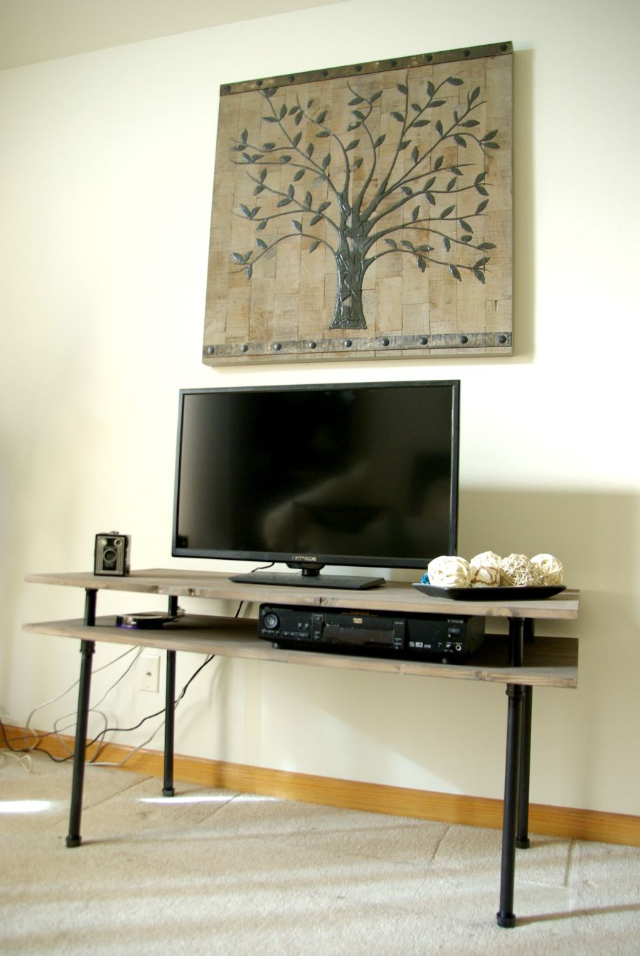 13 Diy Plans For Building A Tv Stand (Gallery 19 of 20)