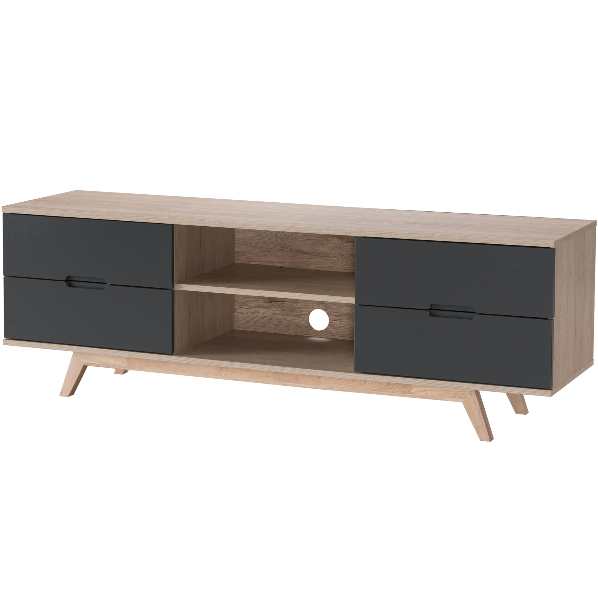 150Cm Tv Units With Regard To Well Known New 150Cm Nova European Style Entertainment Unit – Kd Furniture,tv (View 11 of 20)