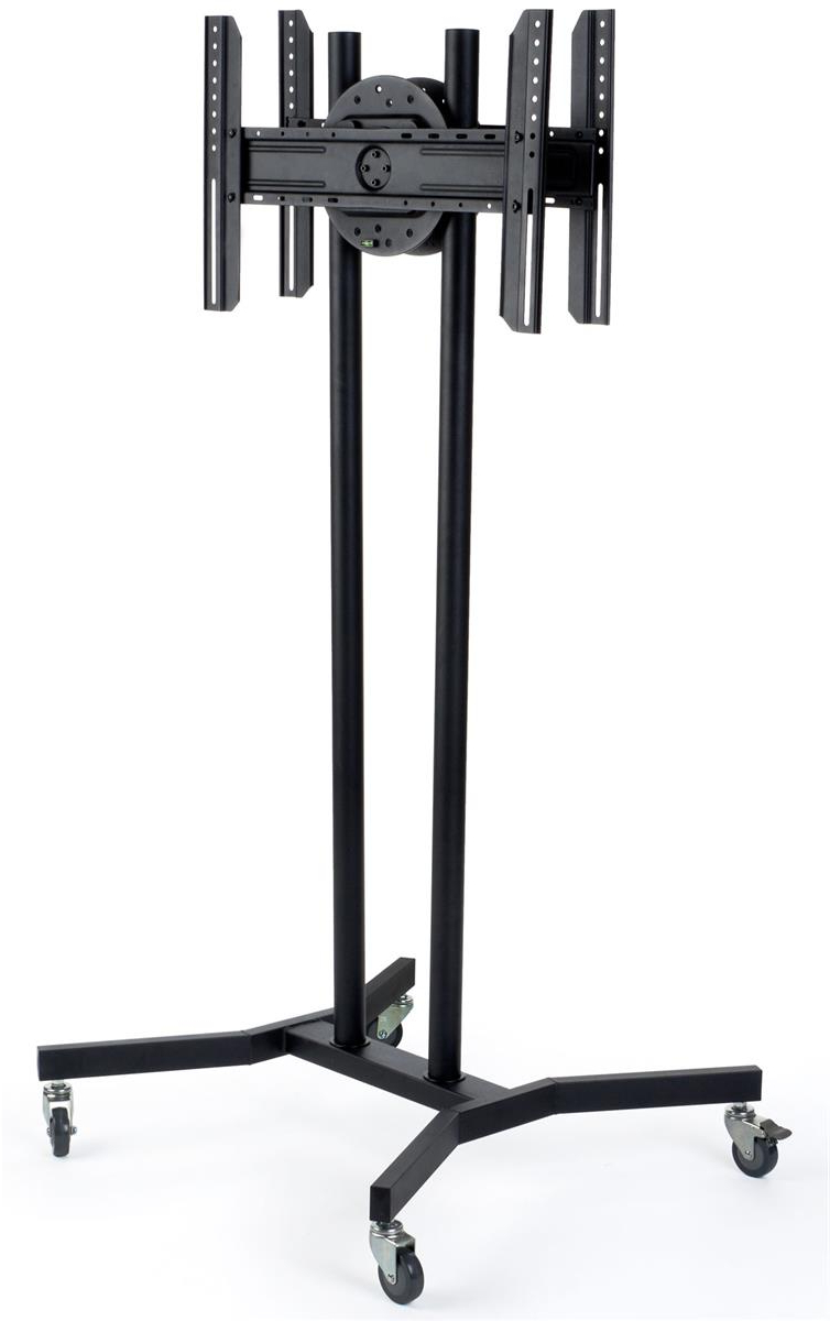 """(2) 37"""" 70"""" Screens Throughout Most Current Dual Tv Stands (View 1 of 20)"""