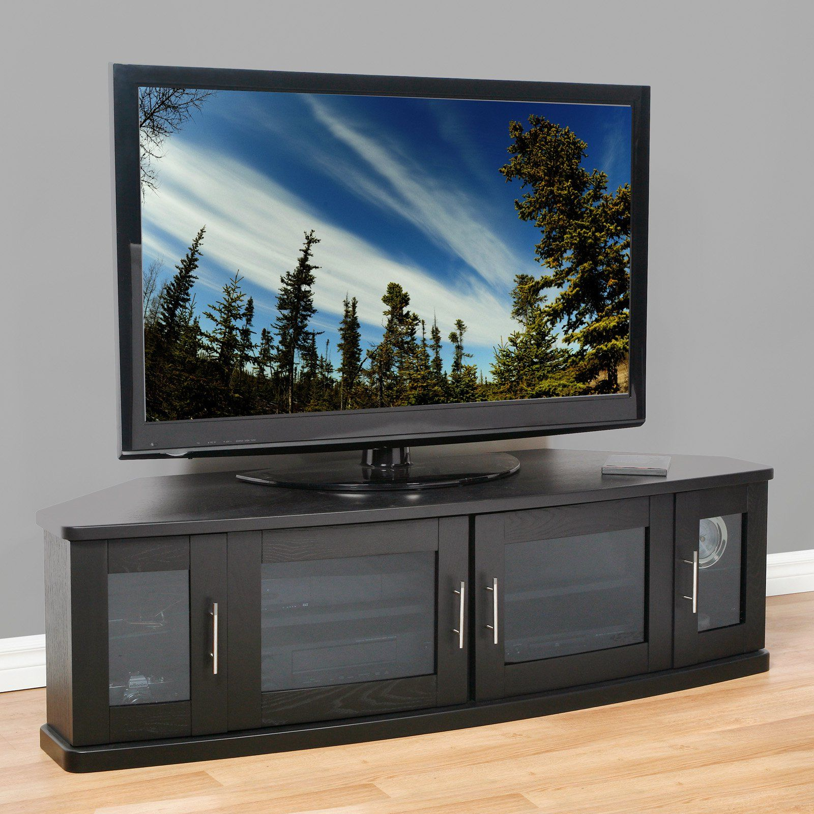 20 Most Stylish Rustic And Modern Tv Stand Ideas (View 1 of 20)