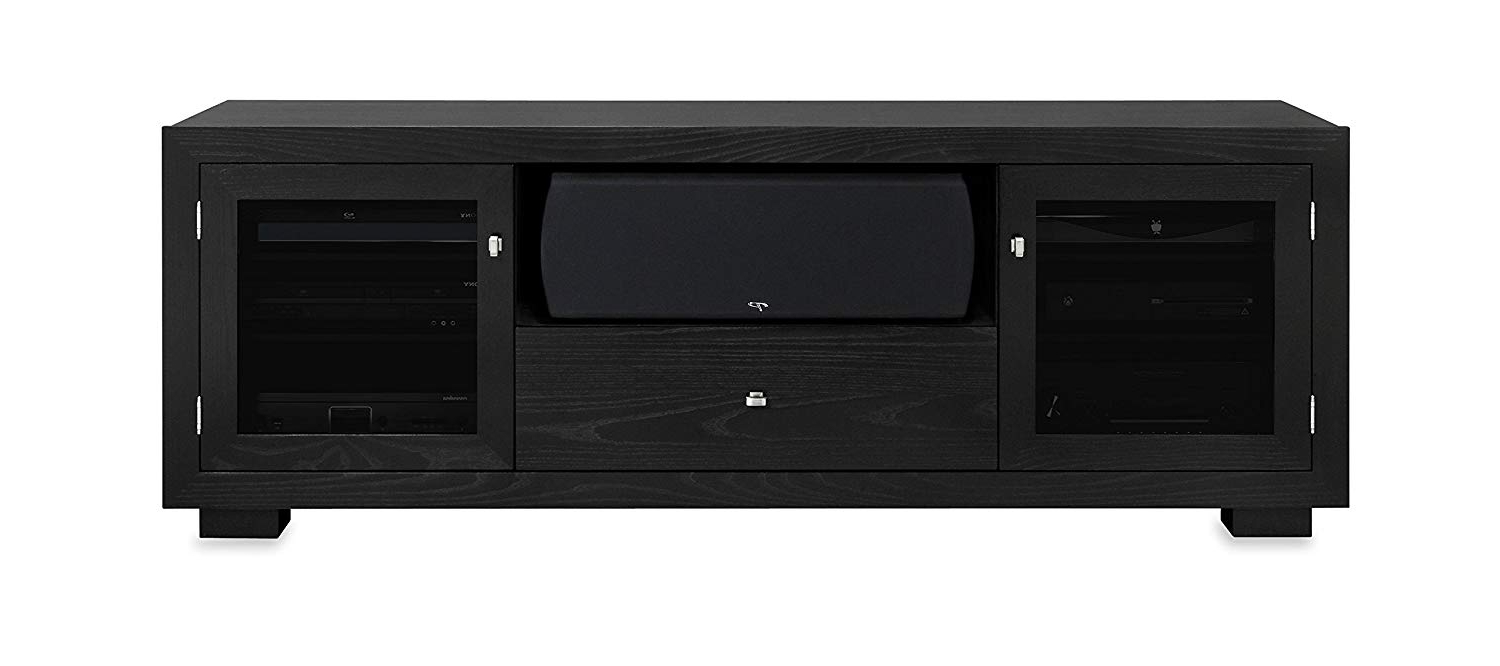 2017 Combs 63 Inch Tv Stands In Amazon: Haven Ex 72 Inch Solid Wood Tv Stand / Tv Console (Gallery 18 of 20)