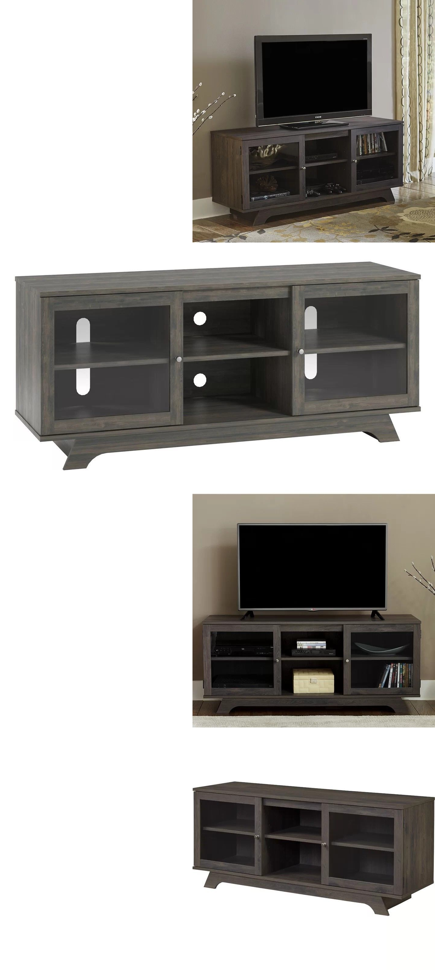 2017 Entertainment Units Tv Stands 20488: Sandstone Tv Stand For Tvs Up Inside Tv Entertainment Units (Gallery 15 of 20)