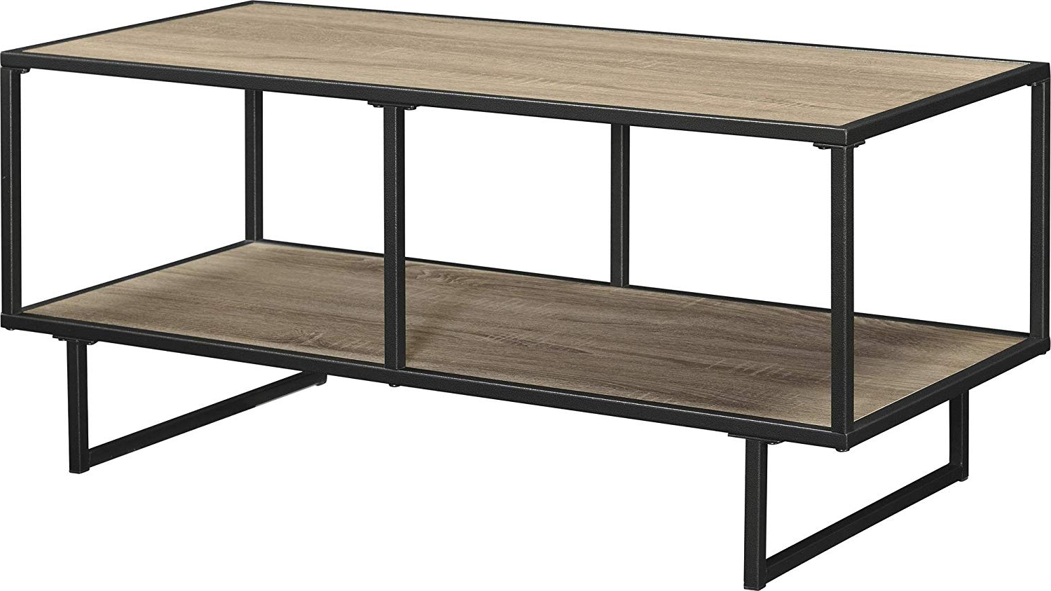 2017 Gunmetal Media Console Tables In Amazon: Ameriwood Home Emmett Tv Stand/coffee Table For Tvs Up (View 12 of 20)