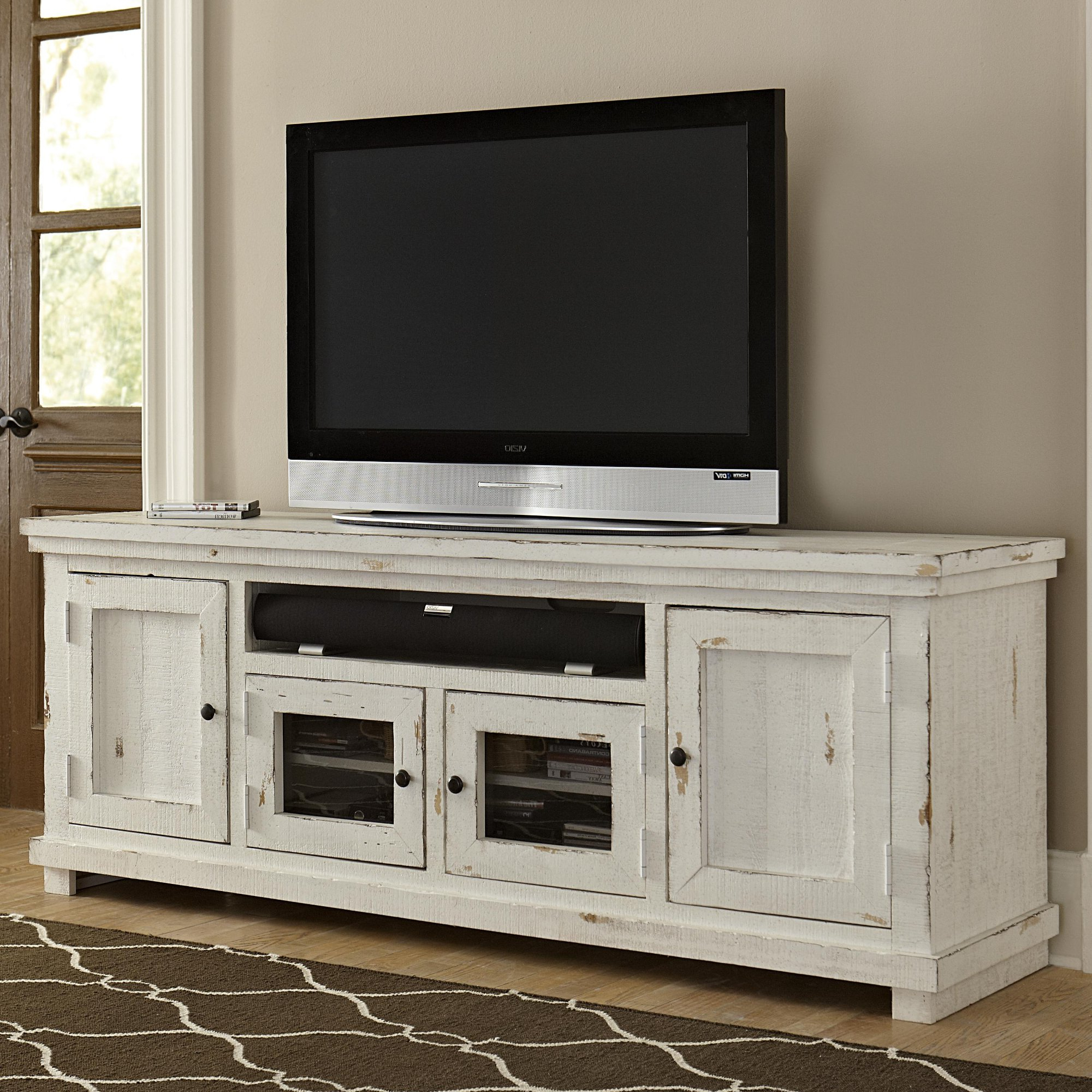 2017 Mda Designs Avitus Whitewhite Tv Stands Chinese Tv Cabinet Within Ovid White Tv Stand (View 1 of 20)