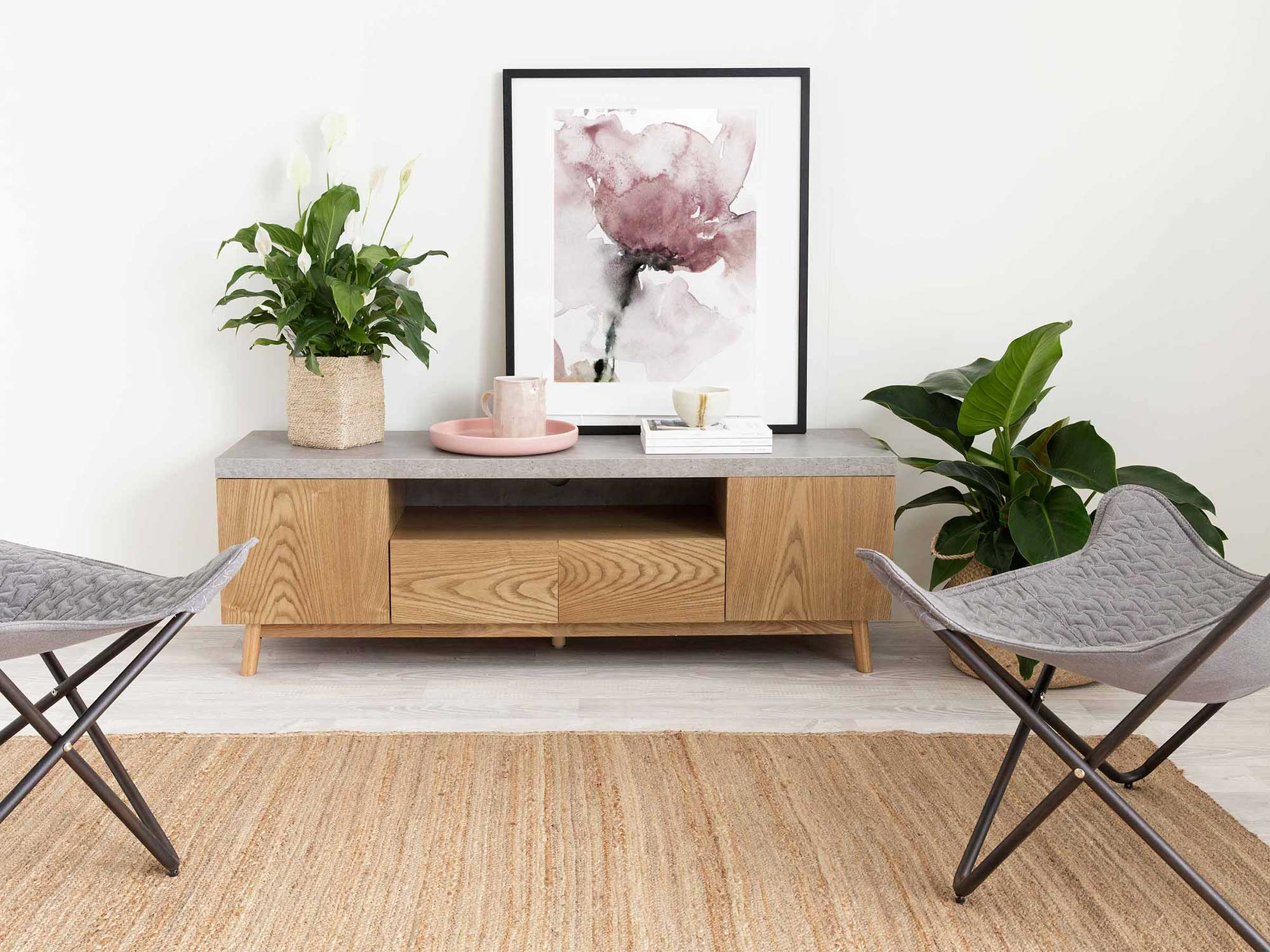 2017 Scandinavian Design Tv Cabinets Within 11 Of The Best Tv Units Under $500 – Realestate (View 1 of 20)