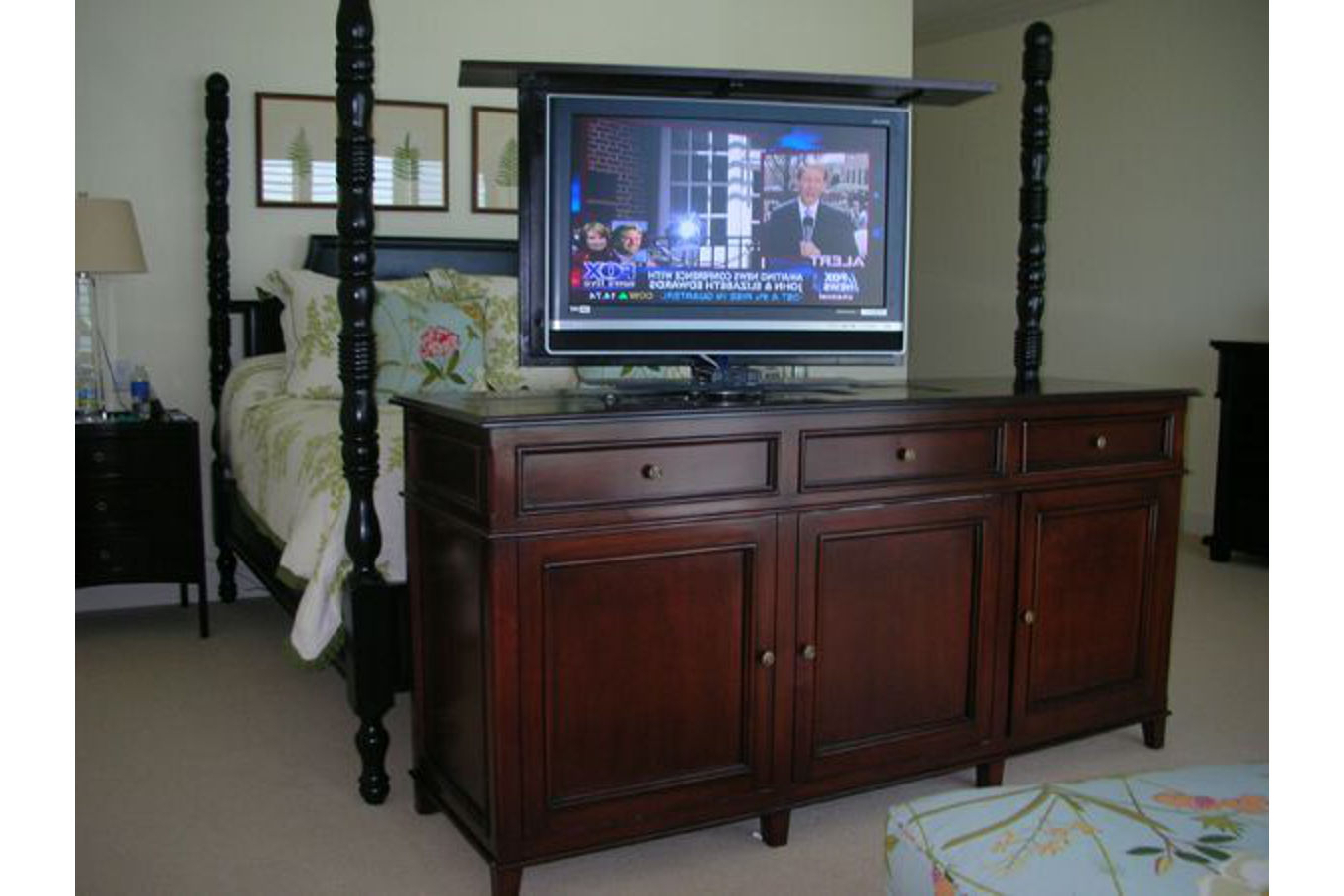 2017 Traditional Tv Cabinets Inside Tv Cabinet Lift (Gallery 10 of 20)