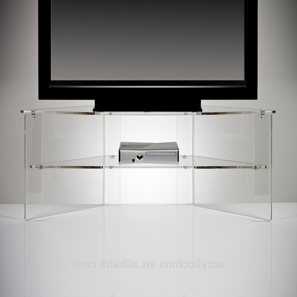 2017 Tv Stand Stand, Tv Stand Stand Suppliers And Manufacturers At With Regard To Acrylic Tv Stands (Gallery 14 of 20)