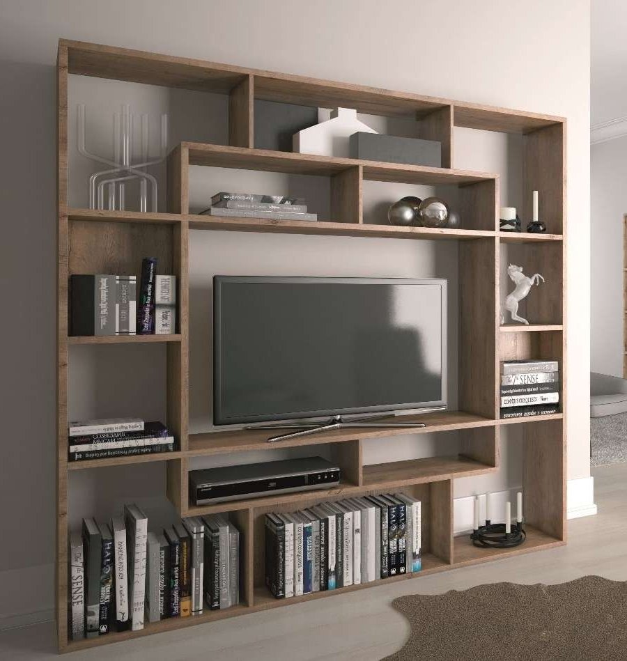 2017 Tv Stands Bookshelf Combo In 24+ What The Pros Are Not Saying About Bookshelf Tv Stand Combo And (View 5 of 20)