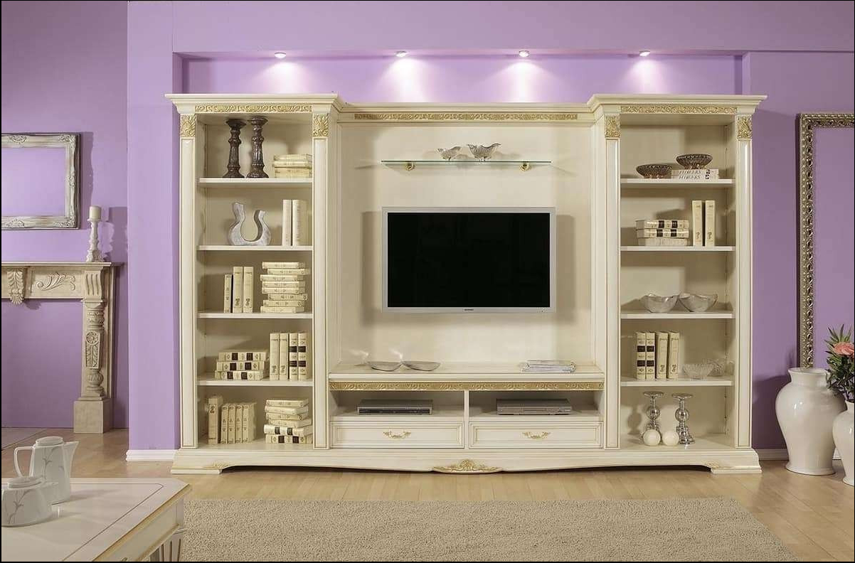 2017 Wonderfull Living Classic Tv Cabinet Designs For Room With Cabinets In Classic Tv Cabinets (Gallery 1 of 20)