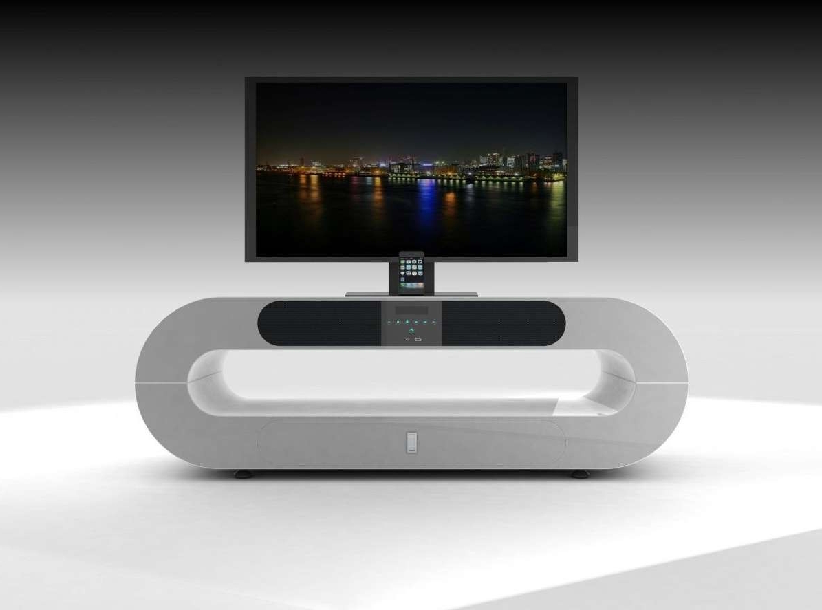 2018 Awesome Ovid Tv Stand White – Furnitureinredsea Throughout Ovid White Tv Stands (View 8 of 20)