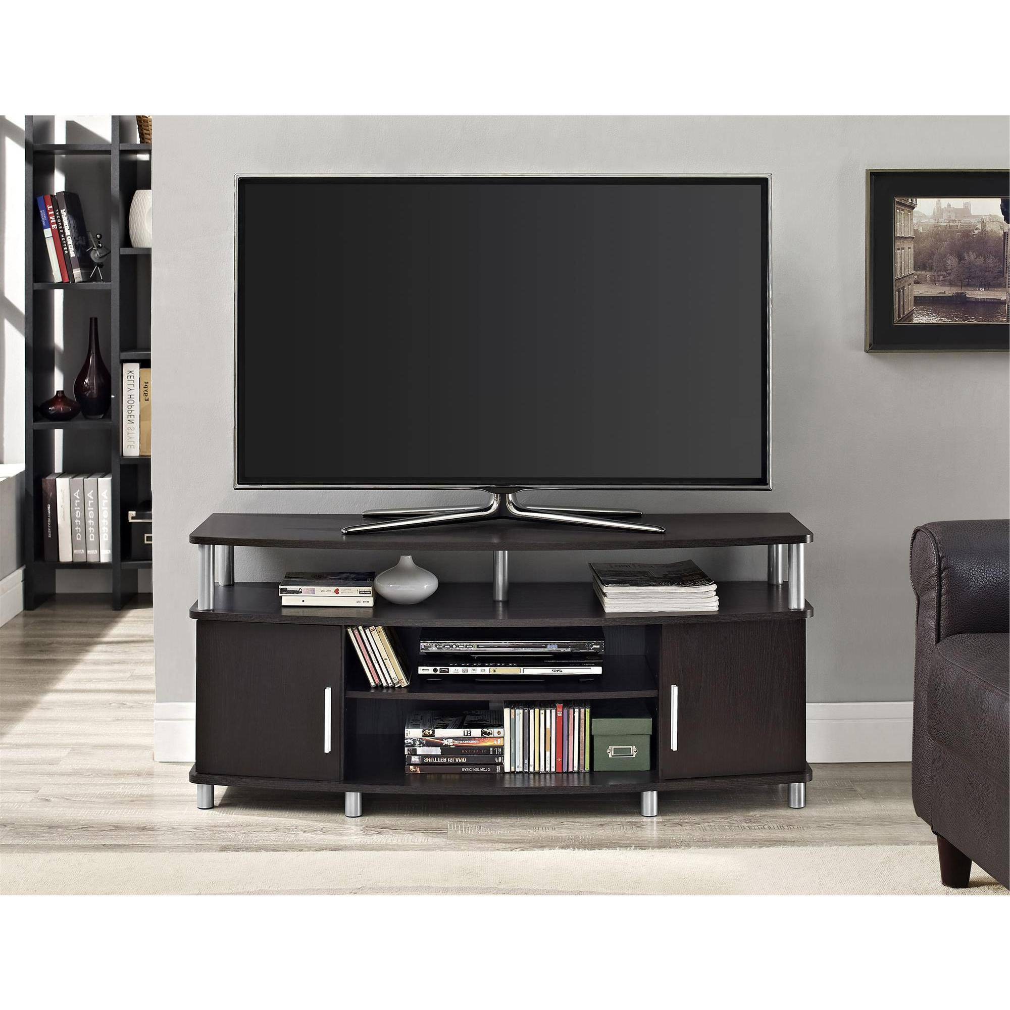 "2018 Carson Tv Stand, For Tvs Up To 50"", Multiple Finishes (Gallery 15 of 20)"