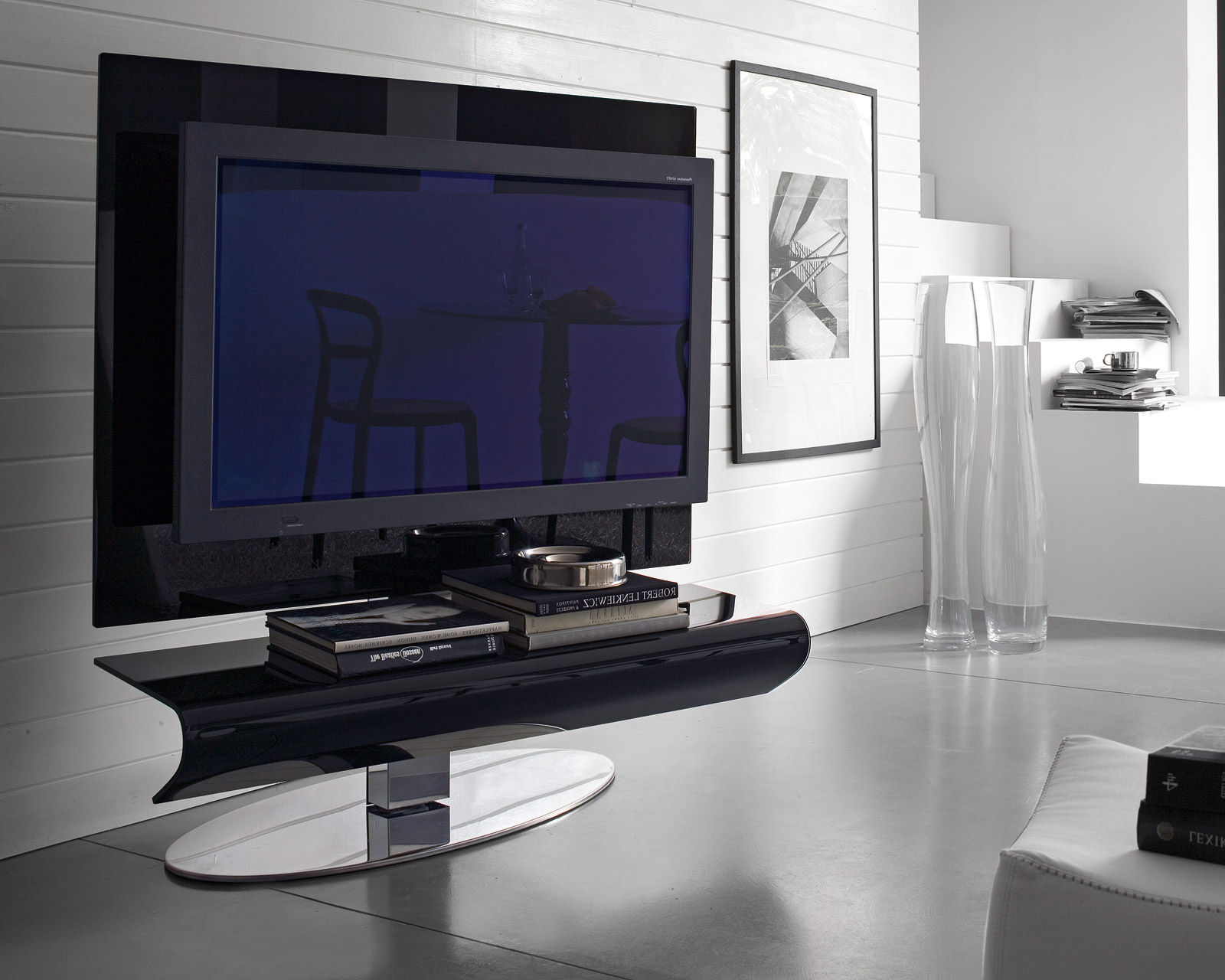 2018 Contemporary Tv Stands For Flat Screens Throughout Wood Corner Tv Stands For Flat Screens — Home Decor (View 1 of 20)