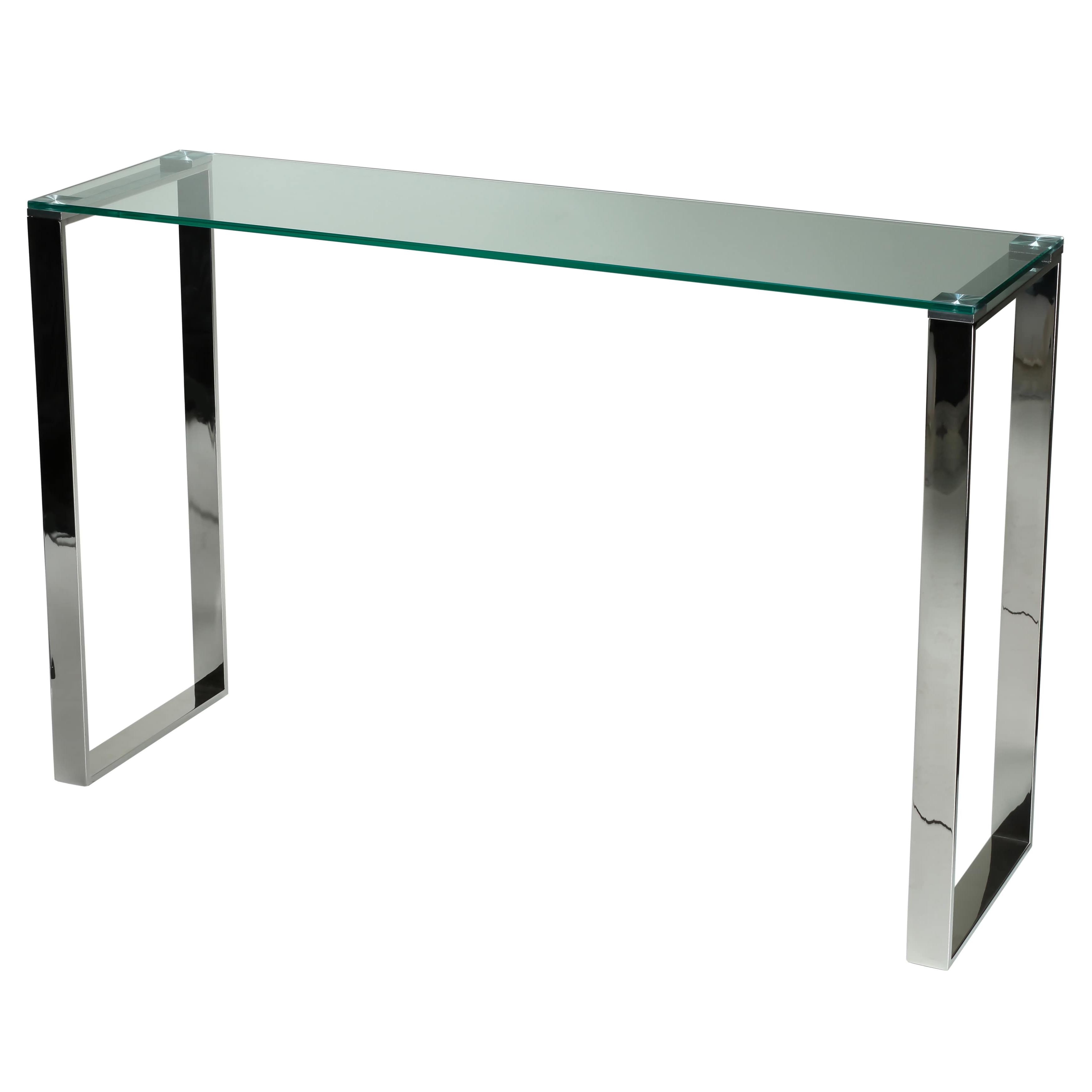 2018 Cortesi Home Remi Console Table – Walmart In Remi Console Tables (View 4 of 20)