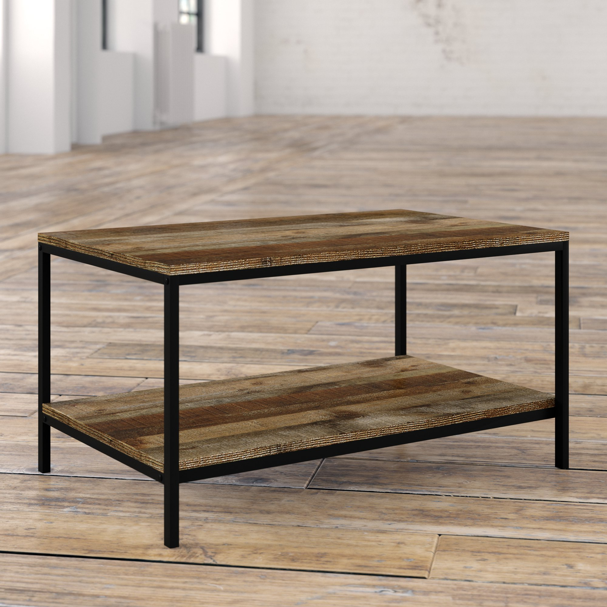 2018 Industrial Tv Stands You'll Love (Gallery 15 of 20)