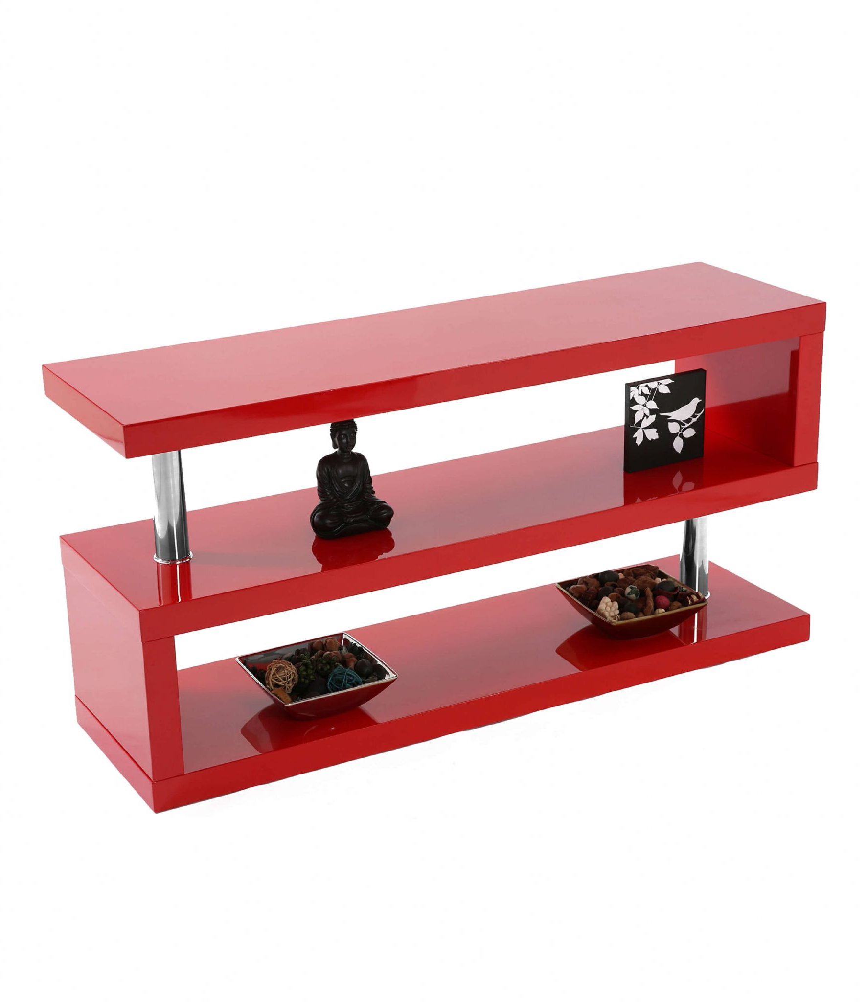 2018 Red Gloss S Television Stand Inside Red Gloss Tv Stands (Gallery 9 of 20)