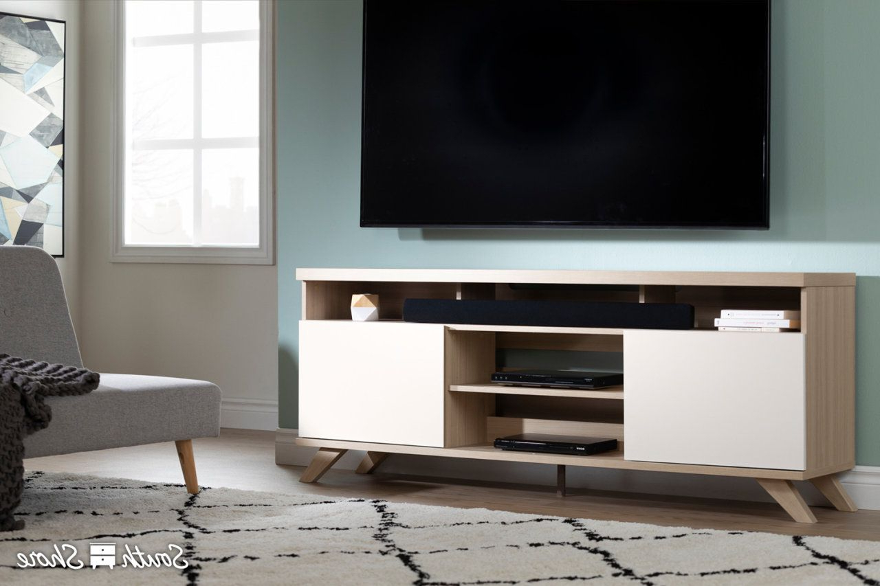 "2018 Scandinavian Tv Stands Inside Scandinavian Tv Stand 75"" (View 14 of 20)"
