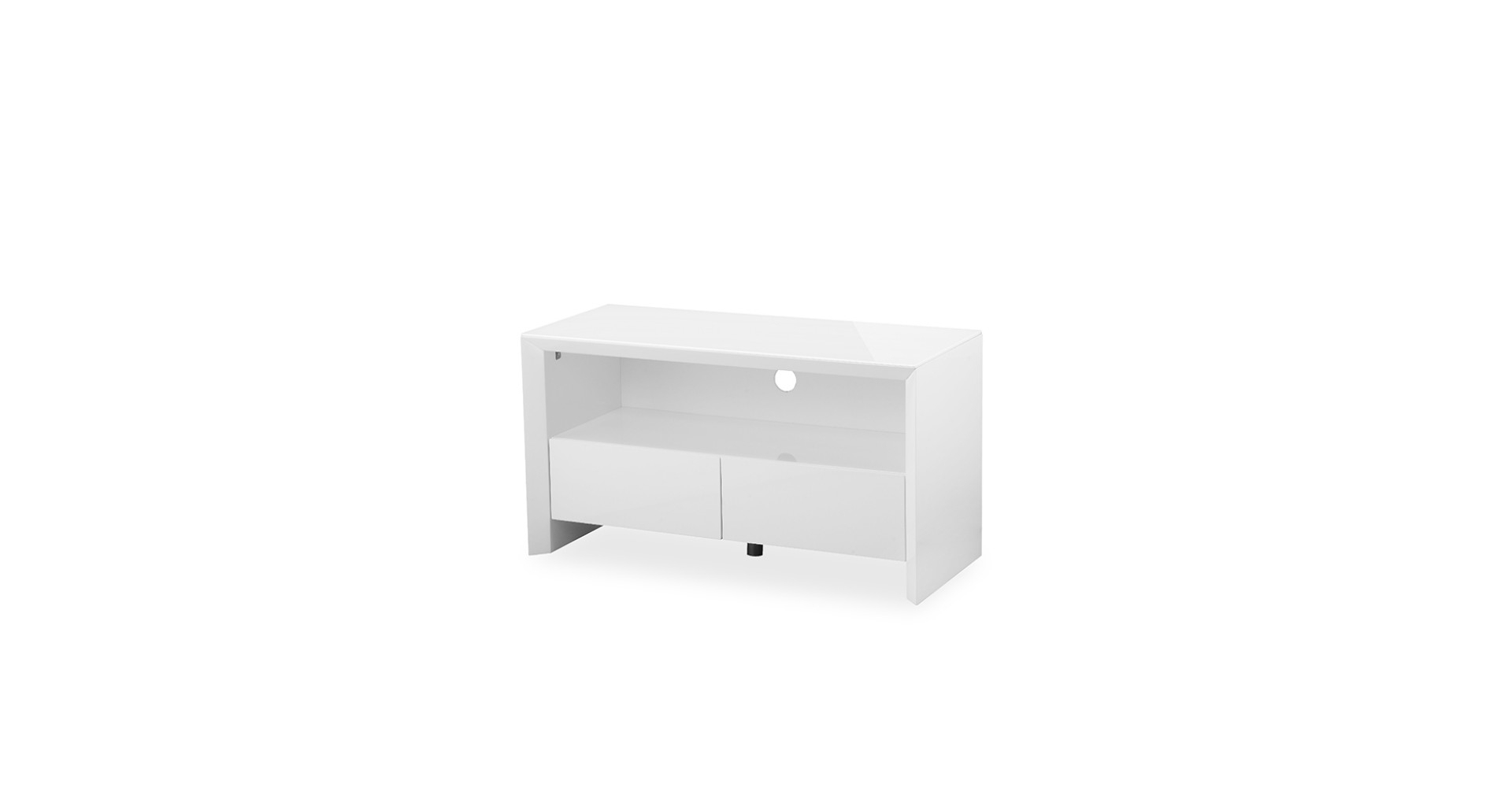 2018 Soho Small Tv Cabinet White – Home Living Intended For Soho Tv Cabinets (Gallery 3 of 20)