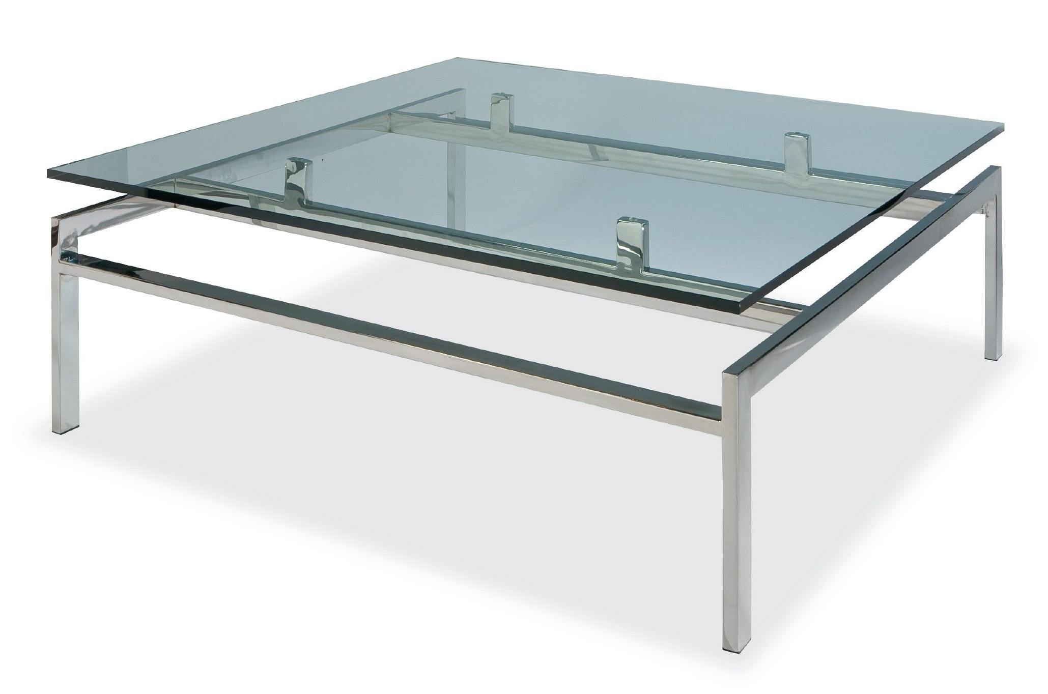 "2018 Swaim 245 2 Cocktail Table, 54"" Sq (View 1 of 20)"