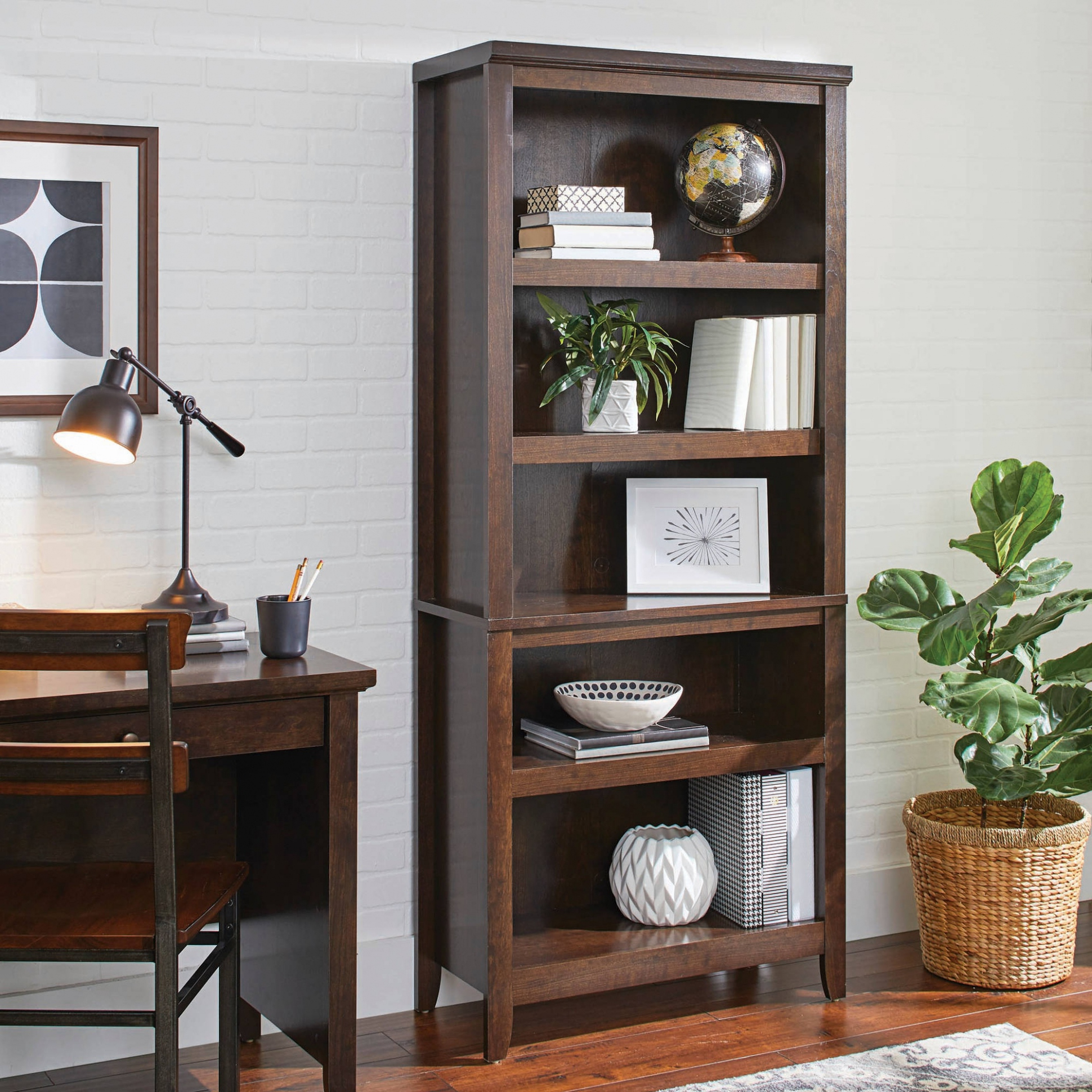 2018 Tv Stands With Bookcases In Better Homes And Gardens Parker Tv Stand And Bookcases — Rabbssteak (View 13 of 20)
